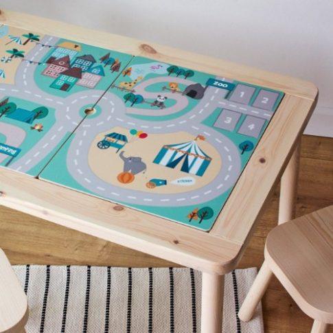 Családi vakáció - FLISAT asztalra