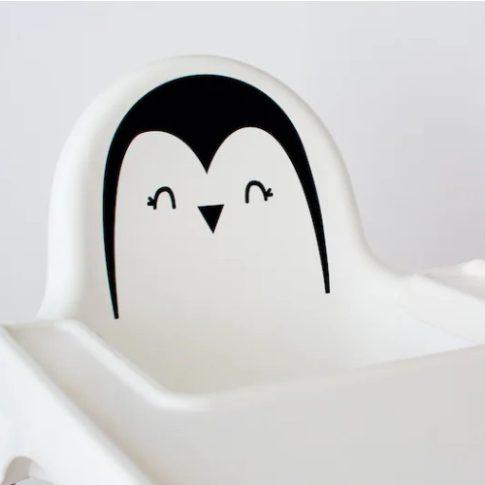 Pingvin matrica - ANTILOP etetőszékre