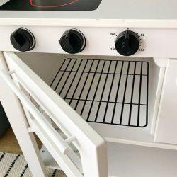 Sütőrács matrica - SPISIG játék konyhára