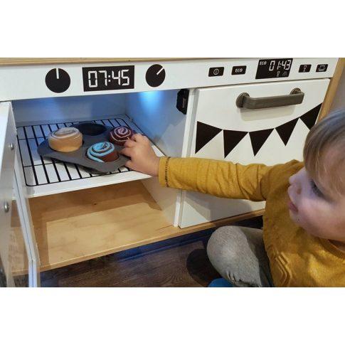 Sütőrács matrica - IKEA Duktig/Spisig konyhához