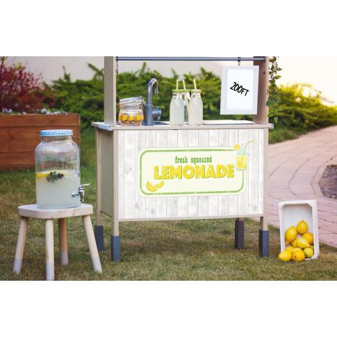 Limonádé stand - Ikea Duktig játék konyhára