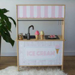 Fagyis stand - IKEA Duktig játékkonyhára