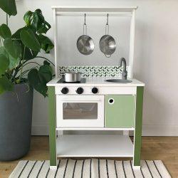 Zöld matricacsomag - SPISIG játék konyhára