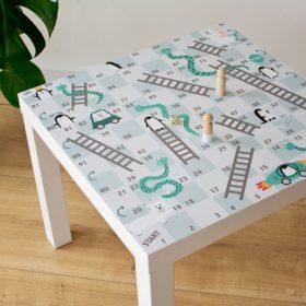 Matrica IKEA LACK asztalra